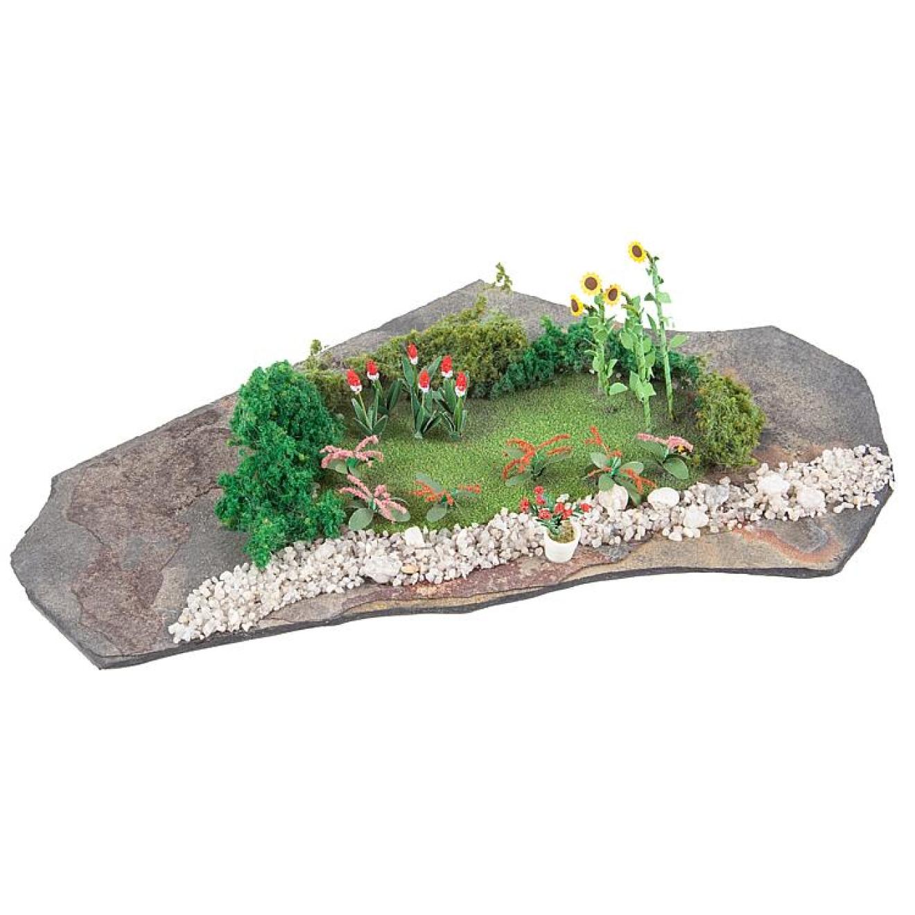 do it yourself mini diorama garten modellbau fischer g nstige modellbauartikel mit top service. Black Bedroom Furniture Sets. Home Design Ideas