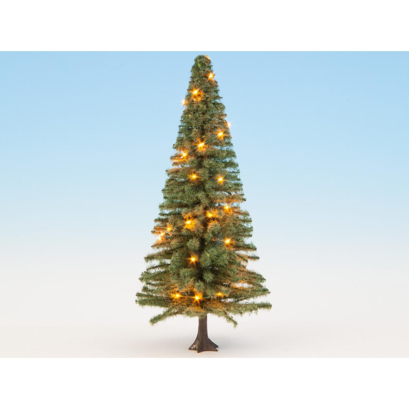 Beleuchteter Weihnachtsbaum, Modellbau Fischer günstige ...